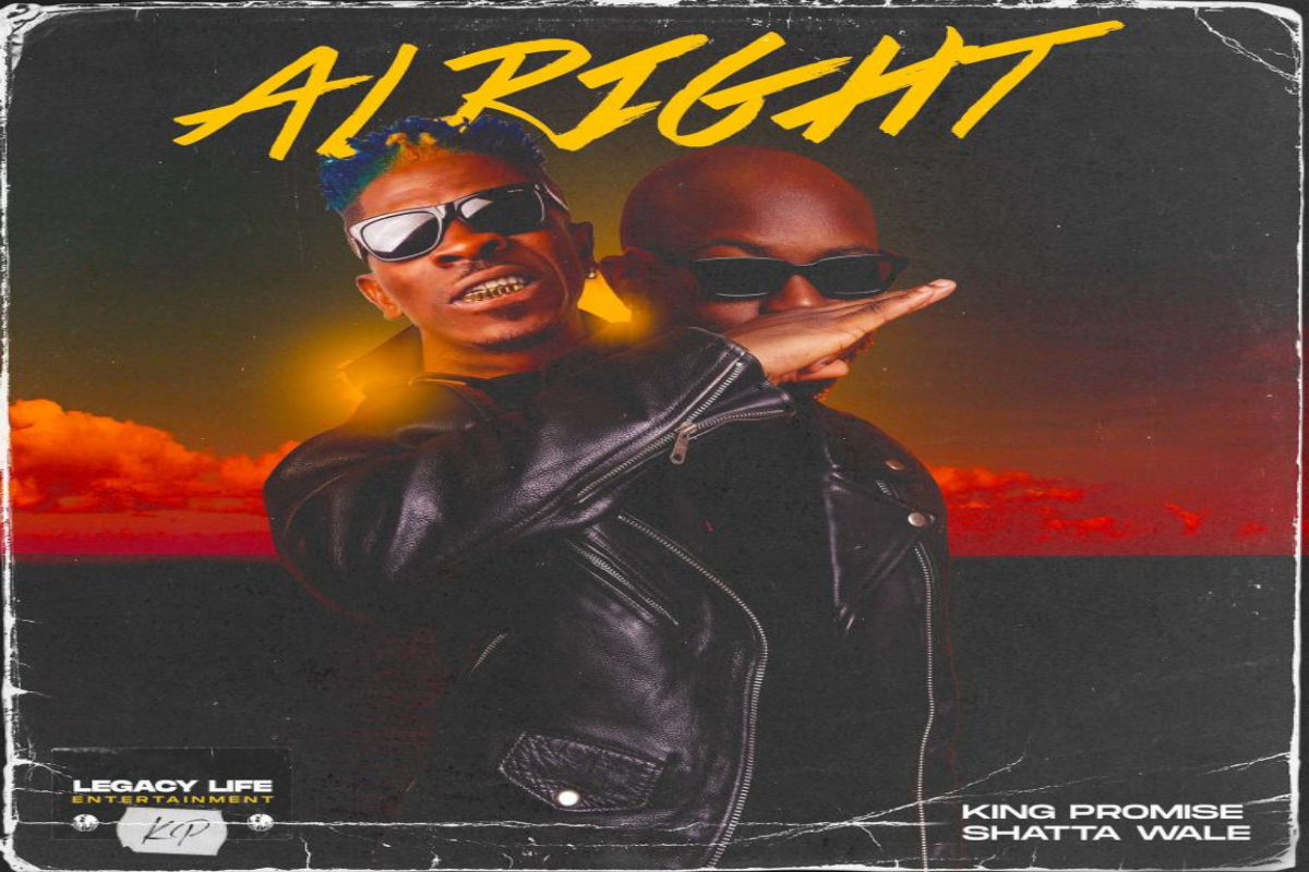 Download King Promise Alright ft Shatta Wale Mp3