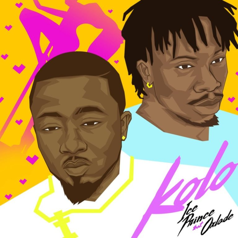 Download Ice Prince Kolo ft Oxlade Mp3