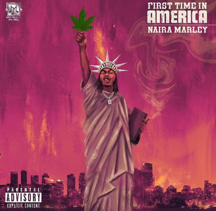 Naira Marley First Time In America Mp3 Download